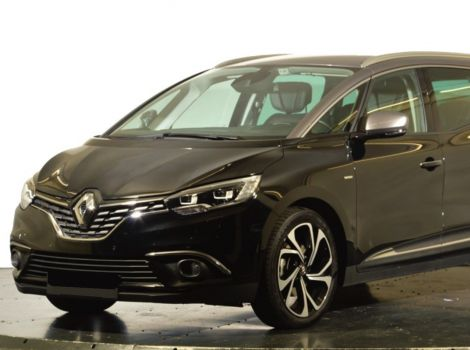 Renault GRAND SCENIC IV TCE 140 CH INTENS EDC 7PL