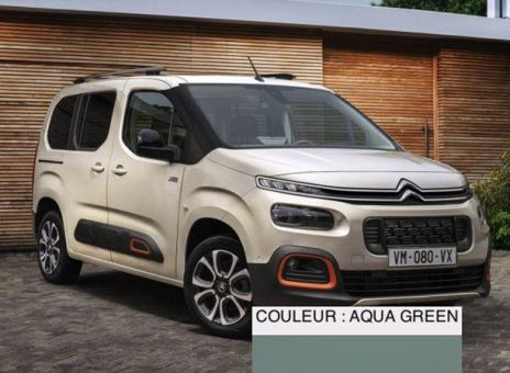 Citroën BERLINGO NOUVEAU BLUEHDI 130 CH EAT8 S/S SHINE TAILLE M
