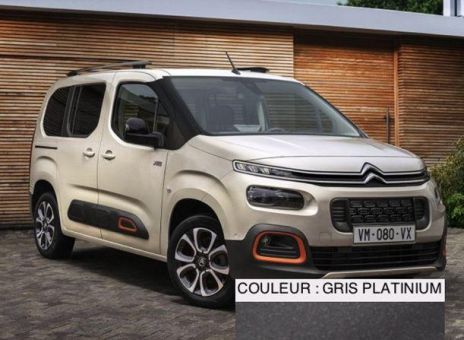 Citroën BERLINGO NOUVEAU BLUEHDI 130 CH EAT8 S/S SHINE TAILLE XL 7 PLACES