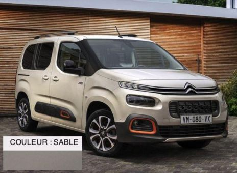 Citroën BERLINGO NOUVEAU BLUEHDI 130 CH S/S SHINE TAILLE XL 7 PLACES